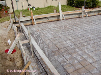 Concrete Floor Problems | Building Science Corporation