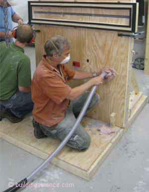 Don't Be Dense – Cellulose & Dense Pack Insulation | BSC