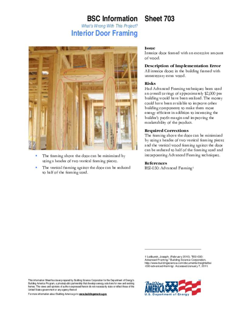 Info 703 whats wrong with this project interior door framing info 703 whats wrong with this project interior door framing planetlyrics Gallery