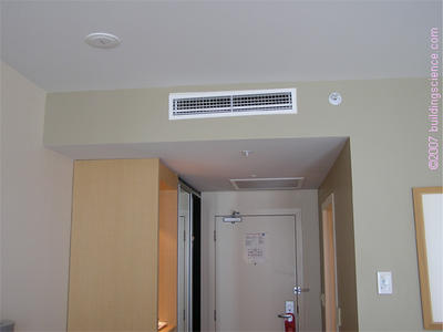Photo_05: Fan-coil AHU