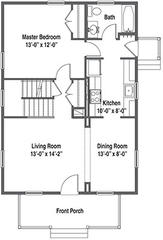 habitat for humanity houses floor plans