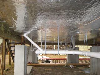 Best Floor Insulation in New Orleans for New Construction