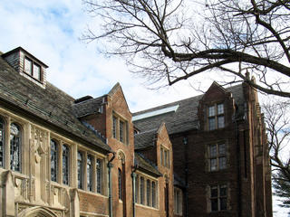 building science corporation wellesley founders hall exterior 2