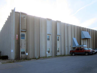 Precast Wall Warehouse Building Science Corporation
