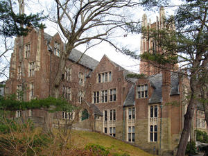 building science corporation wellesley founders hall exterior 1